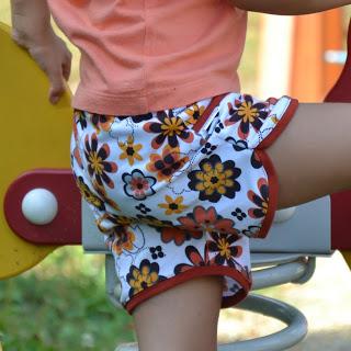 Konstrukce dětských střihů