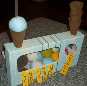 zmrzlinový stánek