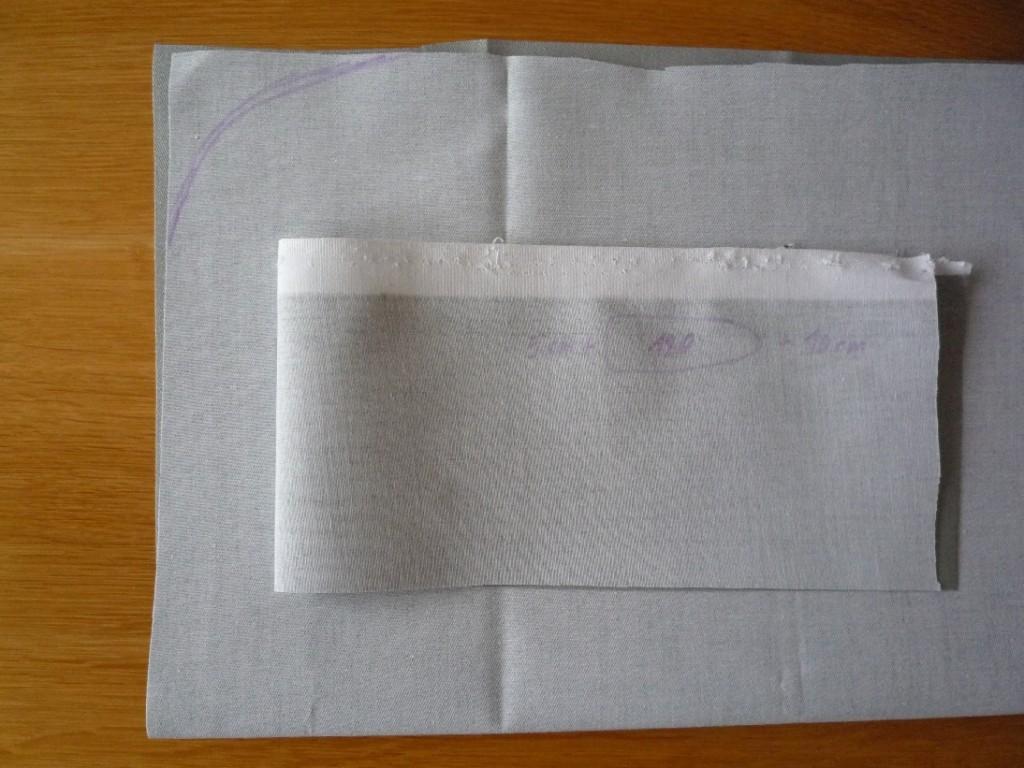 006 Potah nažehlicí prkno návod