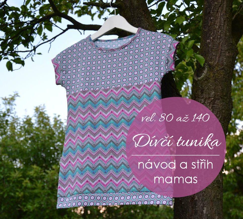 036 Tunika dívčí_oT